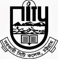 Logo of Govt. City College, Chittagong