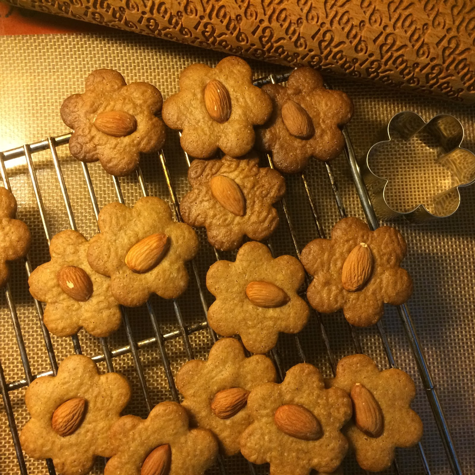 småkager uden sukker og mel