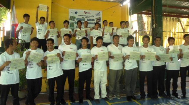 CCT News: Quezon City Men Graduate from CTDI, Receive TESDA ...