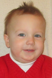 Ryan Josiah 20 Months