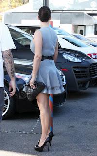 Kim Kardashian Candids in Beverly Hills