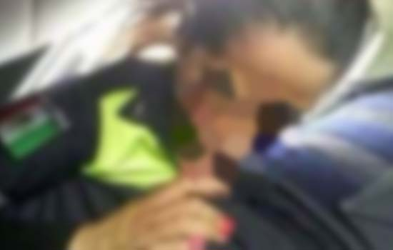 Rakaman polis wanita lakukan seks dalam kereta peronda tersebar