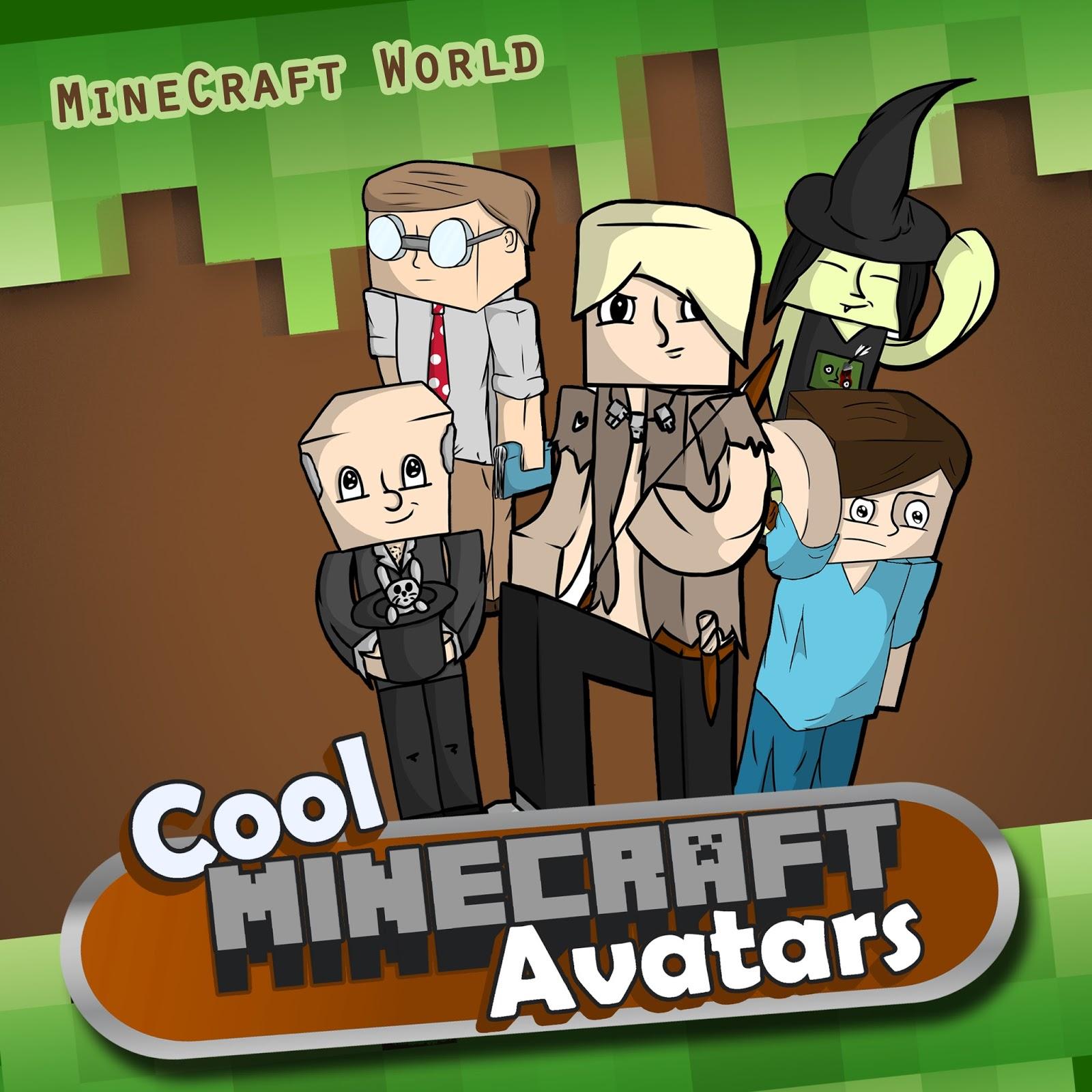 Cool Avatars: Mygreatfinds: Cool Minecraft Avatars Ebook Review