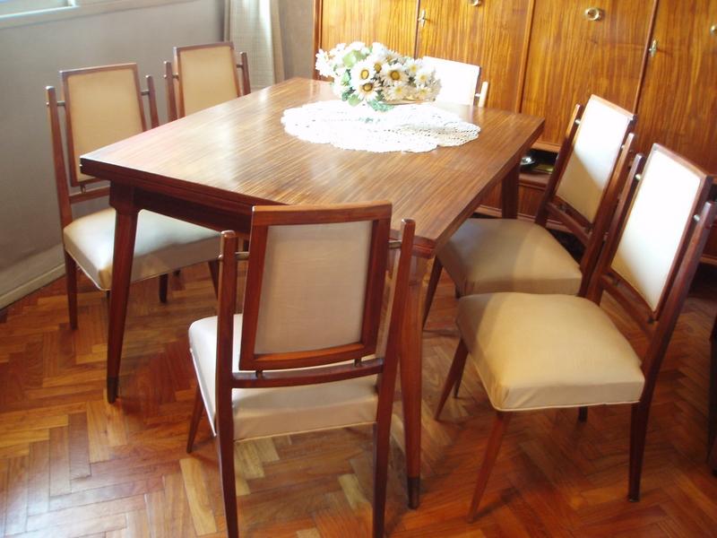 Instinto originales muebles para usar de nuevo sillas y mesa americanas - Mesas comedor originales ...