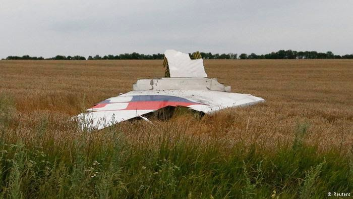 MH17 BEWARE OF THE CHAMELEON