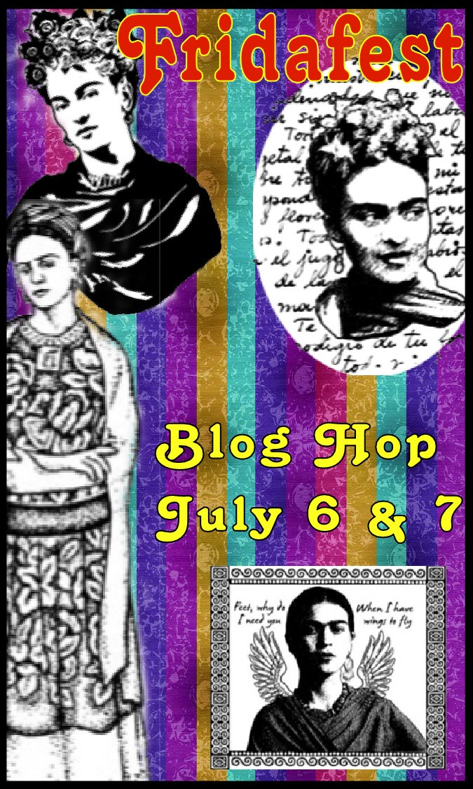 Frida Blog Hop