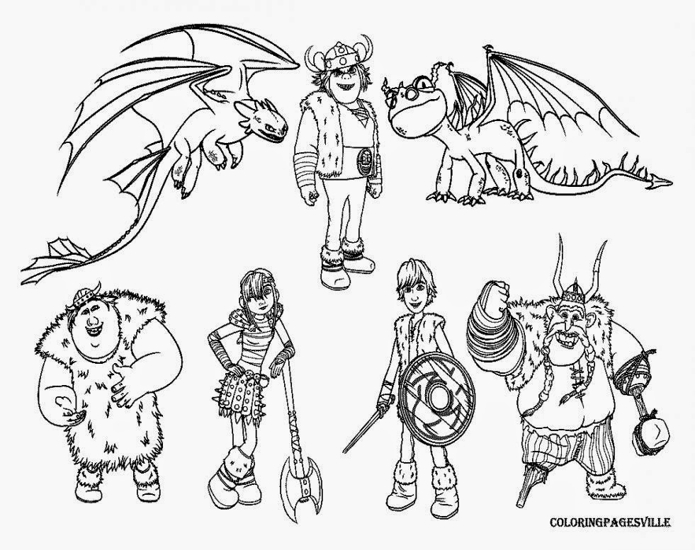 great how to train your dragon coloring pages coloring pages how - Challenging Dragon Coloring Pages
