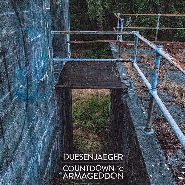 Duesenjaeger Grabeland Split Single Vinyl Countdown of Armageddon