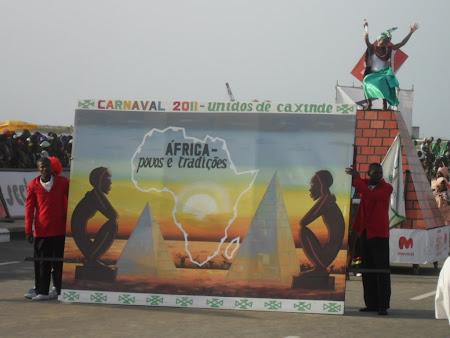 Carnival in Luanda