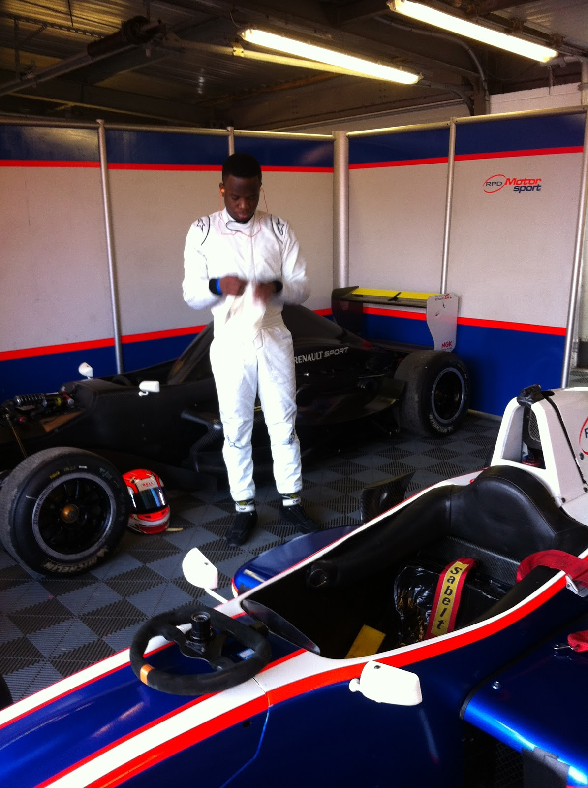 Read more about ovie here http vivacitypr blogspot co uk 2012 03 ovie iroro youngest driver set to drive html