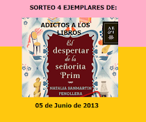 "Sorteo en ""Adictos a los libros"""