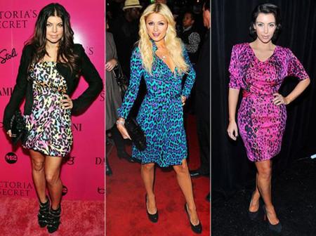 Leopard Print Dress on Eyes On Party  Stylish Leopard Print Party Dress