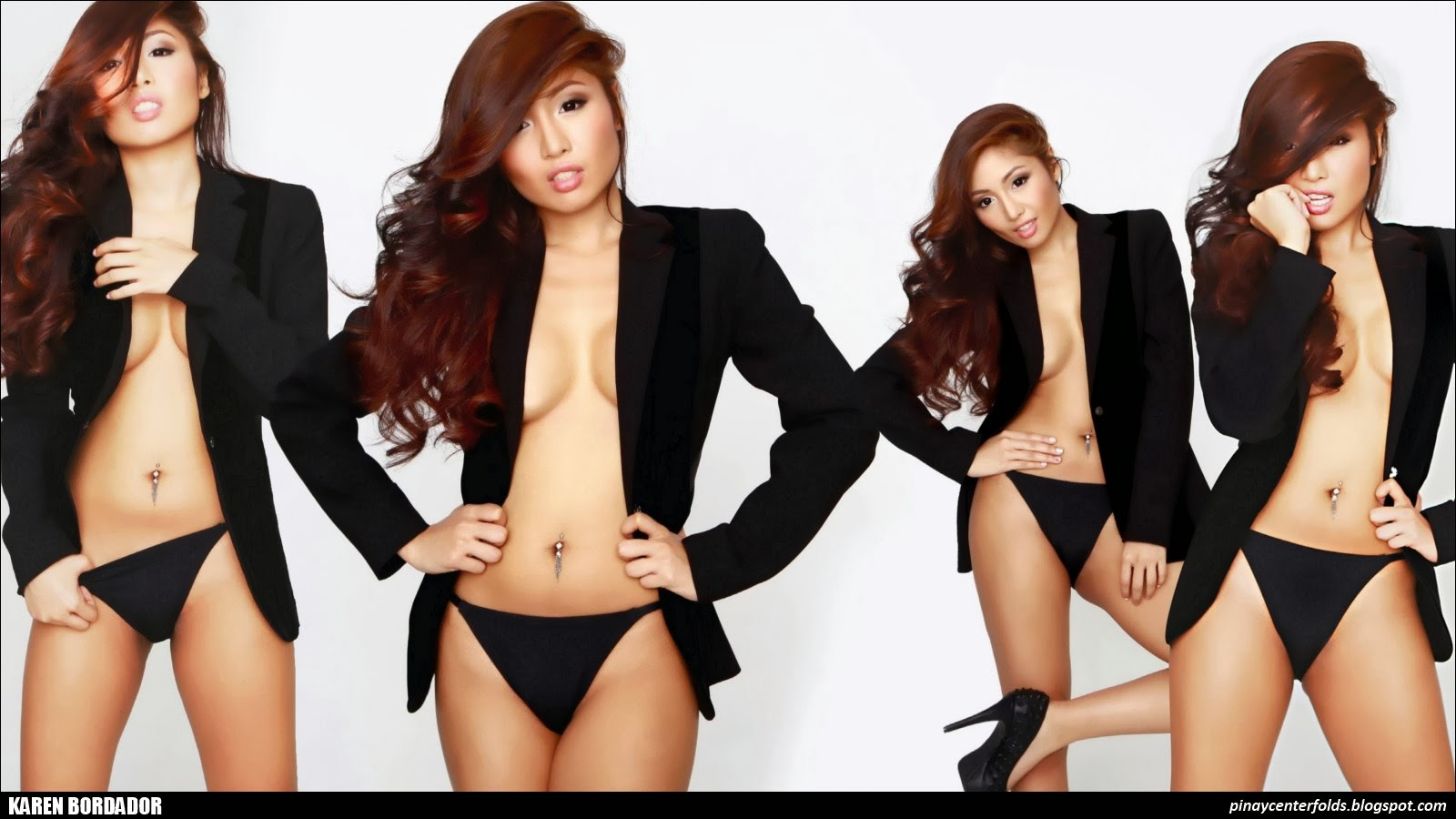 Karen Bordador In FHM Ladies Confessions 1