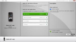 Nokia Software Updater beta updated (minor)