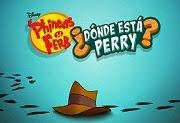 Phineas y Ferb ¿Dónde está Perry?