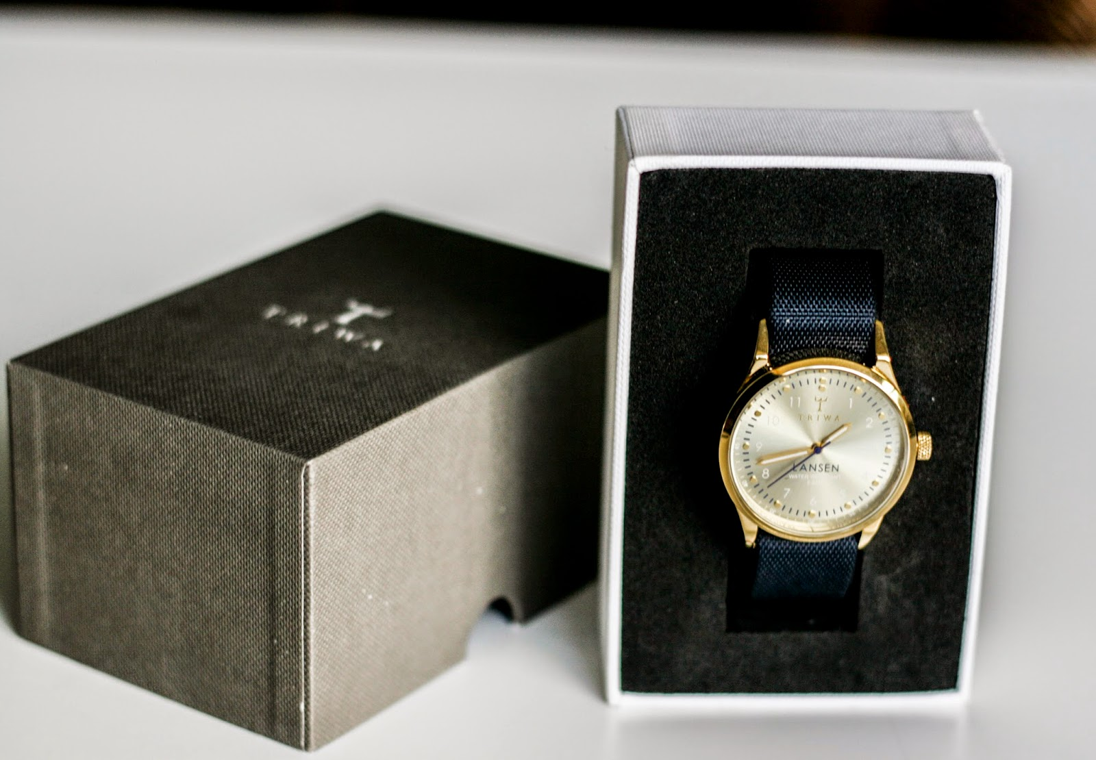 WATCHES | TRIWA Gold Lansen
