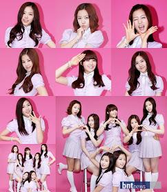 : : A-Pink_Pink Panda : :