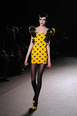 Jeremy Scott Mickey Print dress