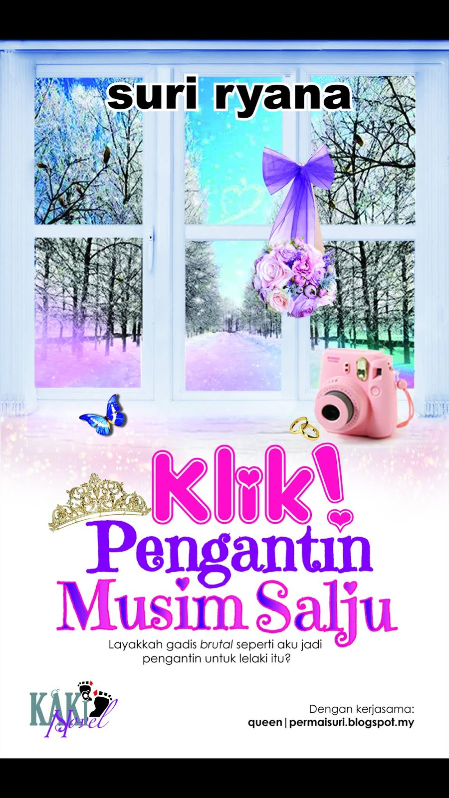 KLIK! PENGANTIN MUSIM SALJU