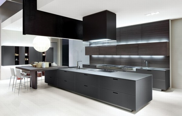 Gleaming Looking Gorgeous Kitchens