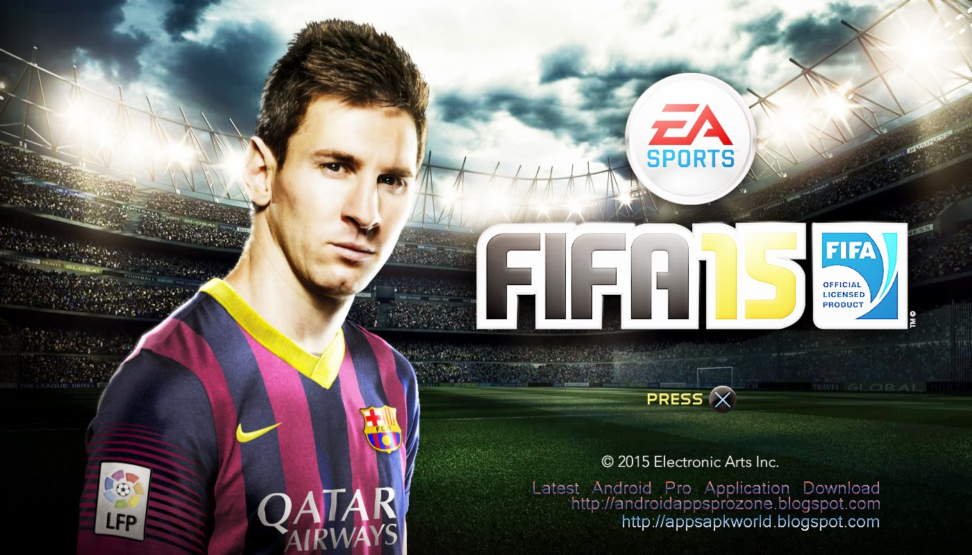FIFA 15 Ultimate Team v1.0.6 APK + Data