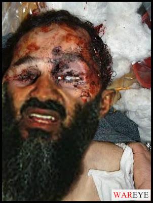 osama bin laden dead or alive. Osama bin Laden, hunted as the