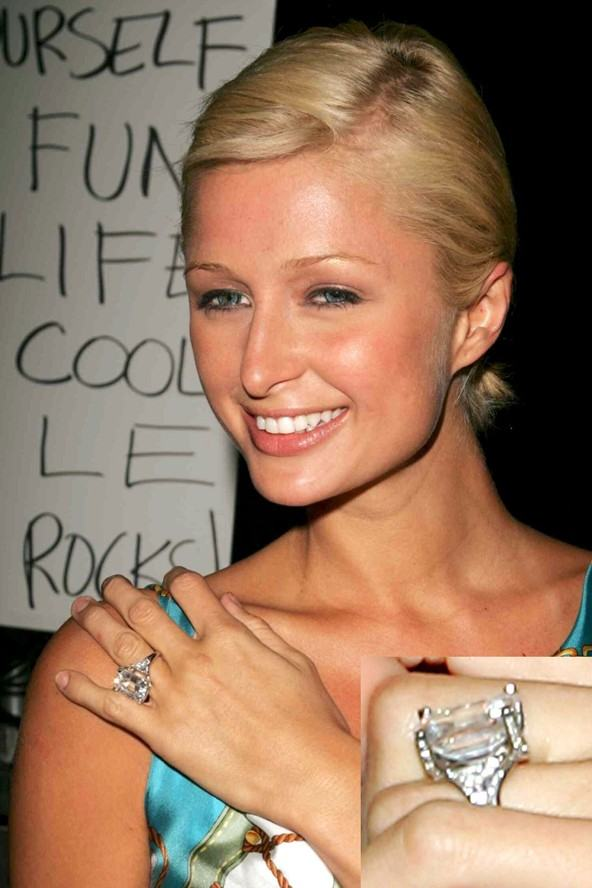 inel paris hilton