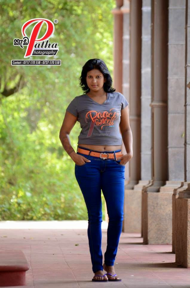 Chatuni Niwarthana tight jeans