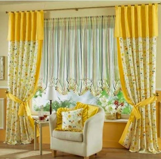 How to Choose Color for your Curtains