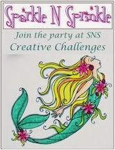 Sparkle N Sprinkle Creative Challenges