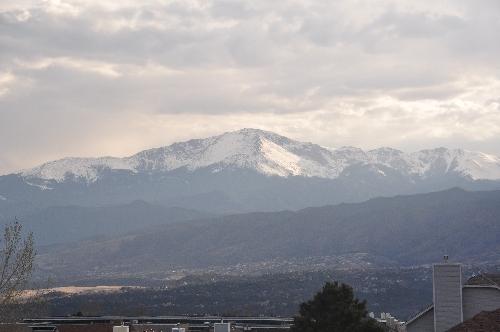 Pikes Peak Colorado Springs coloradoviews.blogspot.com