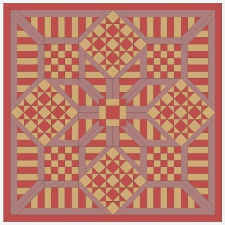 free quilt top pattern and templates