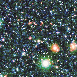 Saintis Jepun jumpa galaksi paling jauh