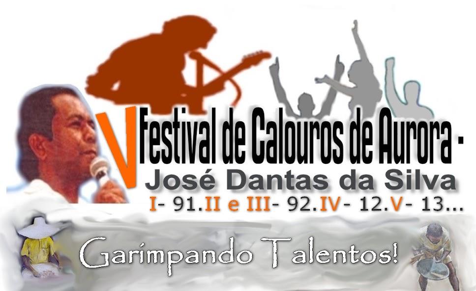 V FCA - José Dantas da Silva - Garimpando Talentos