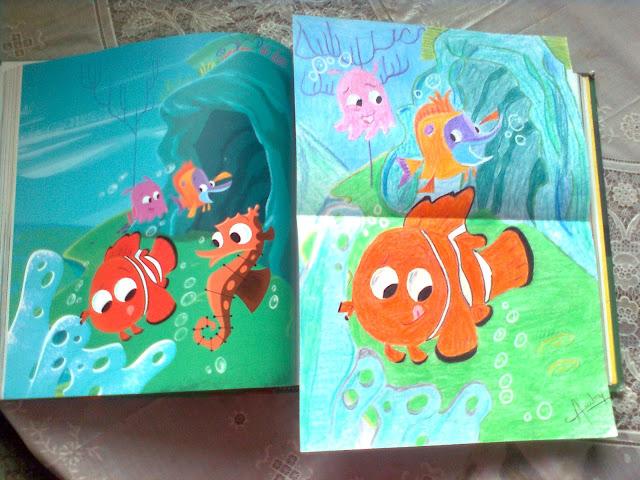 Nemo drawing