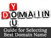 Selecting Best Domain name