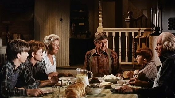 Above Not All Families Look Like The Waltons But Meals Are Important