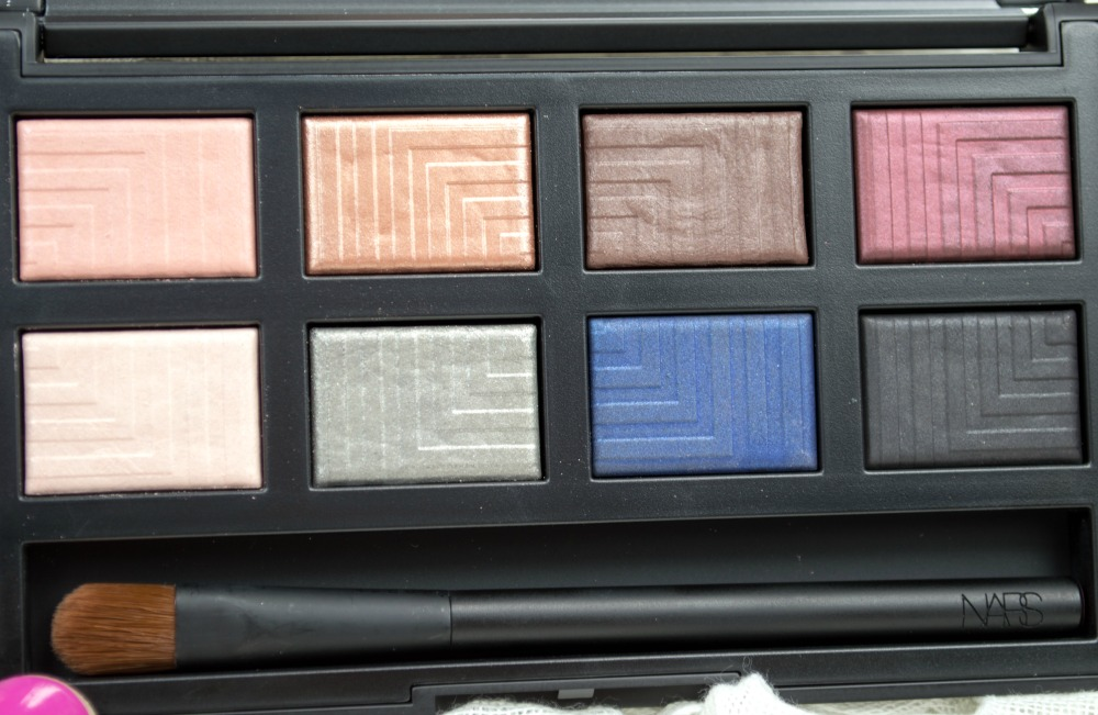 NARS Dual-Intensity Eyeshadow Palette Review and Swatches