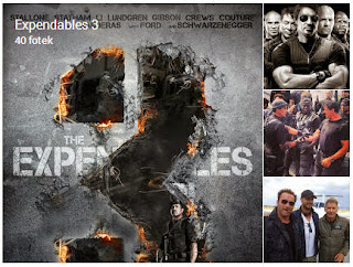 Postradatelní 3 (Expendables 3) se blíží do kin