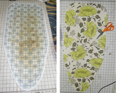 Ironing Board Cover Pattern