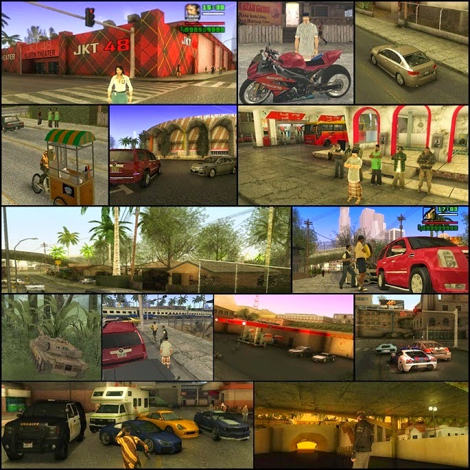 GTA Extreme Indonesia Full MOD