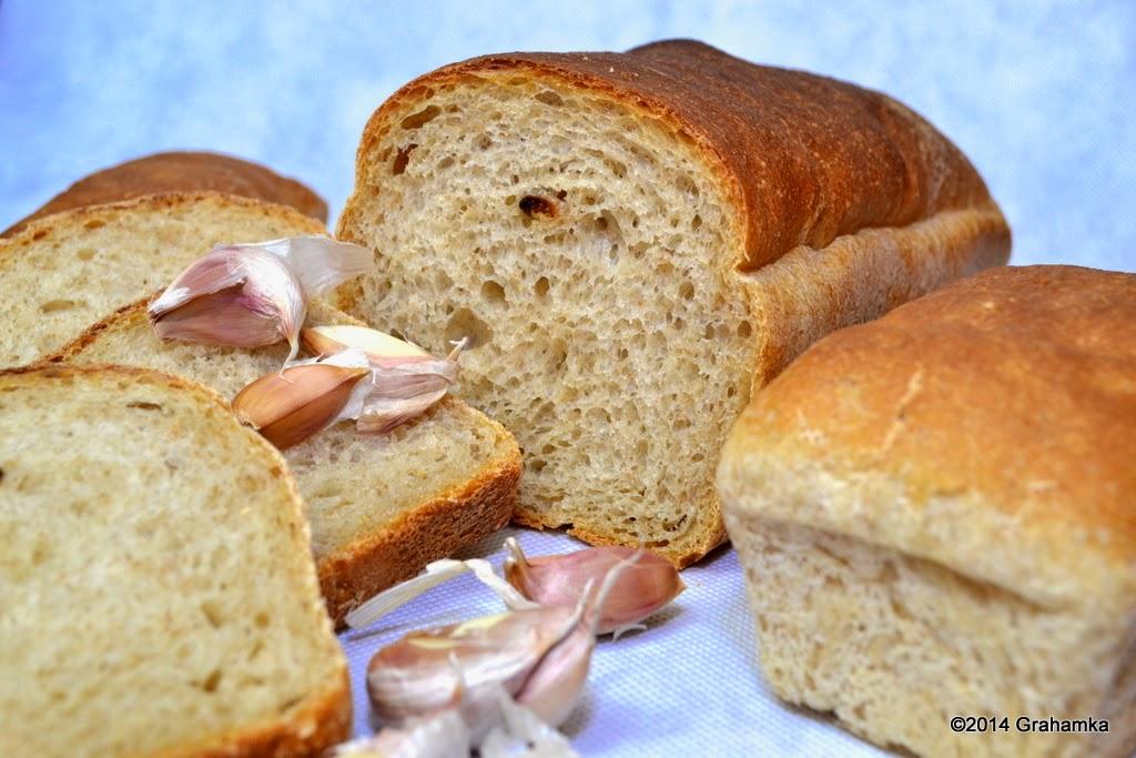 Chleb i czosnek