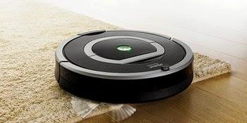 RobotAspiradorWeb - Roomba 780