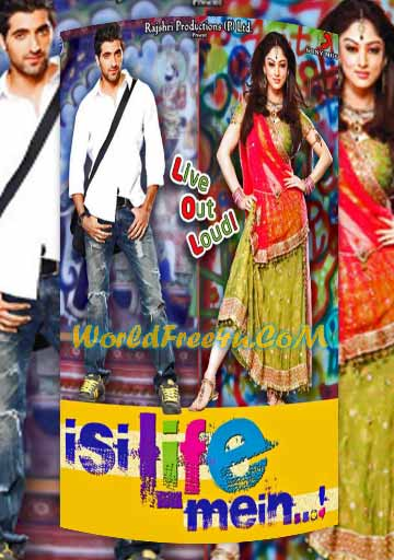 Poster Of Bollywood Movie Isi Life Mein (2010) 300MB Compressed Small Size Pc Movie Free Download worldfree4u.com