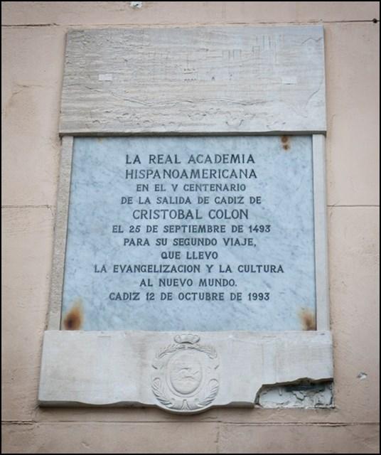 Cádiz-Cristobal-Colón