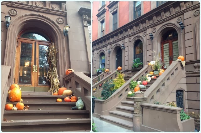 Upper West Side pumpkins