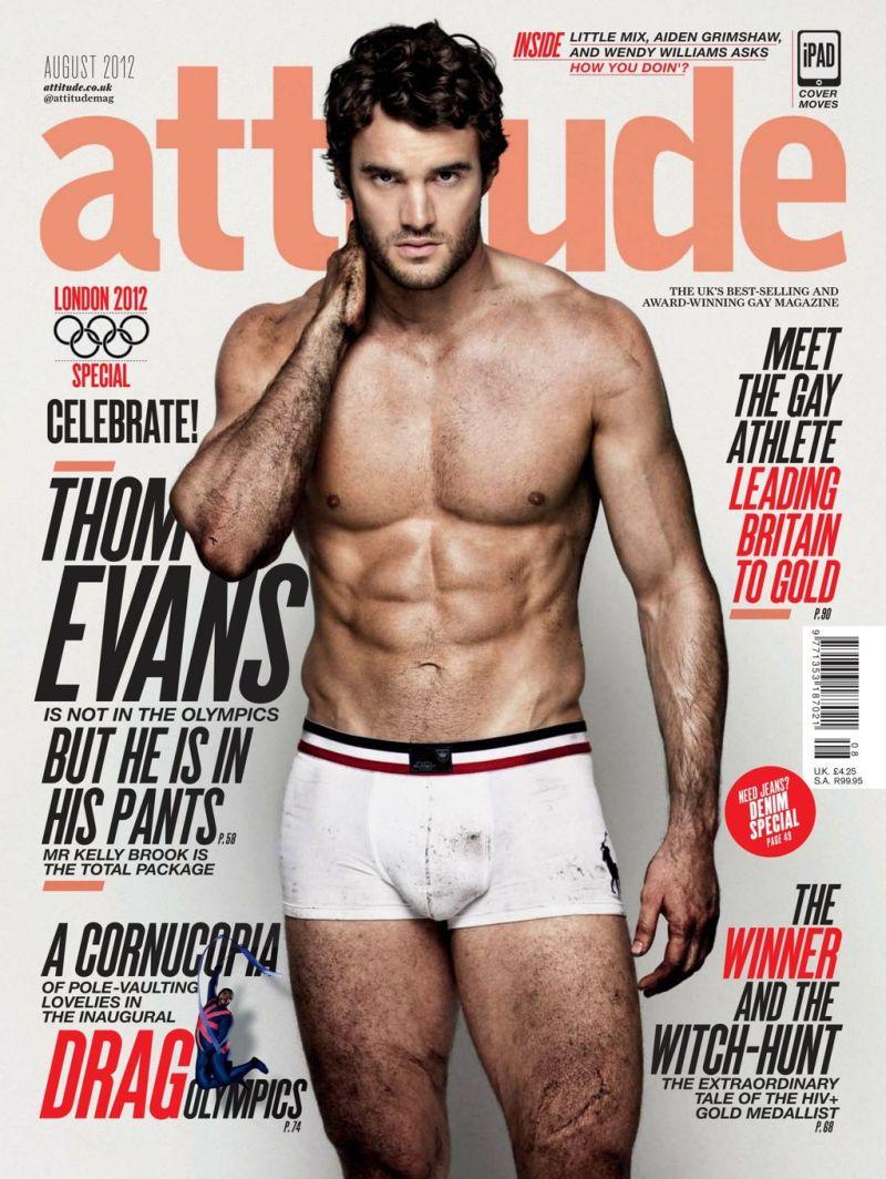 Muscle Jocks Thom Evans