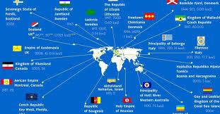 10 Mapas que vão mudar a maneira que você vê o Mundo