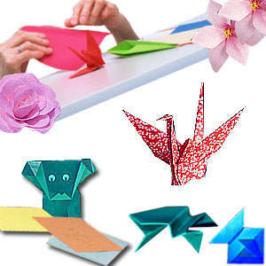 Easy Origami Flower Design