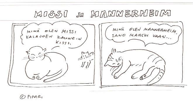 Missi ja Mannerheim